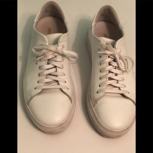 Axel Arigato White Classic Sneakers